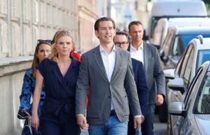 Bầu cử Áo: gương mặt cũ trong cuộc chơi mới