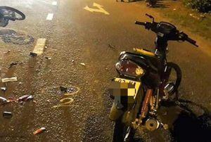 Va chạm xe máy, cụ ông 74 tuổi tử vong