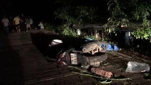 Xe tay ga lại gặp nạn trên Bán đảo Sơn Trà, nam thanh niên tử vong