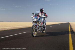 Honda Africa Twin CRF1100L 2020 cập bến châu Âu