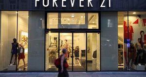 Hãng thời trang Forever 21 nộp đơn phá sản