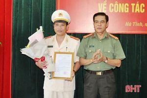 Bổ nhiệm nhân sự mới ở Hà Tĩnh