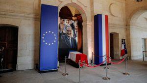 Các nhà lãnh đạo thế giới tới dự tang lễ cố Tổng thống Pháp Chirac