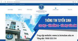 Trường ĐH Luật TP HCM và ĐH Điện lực: Nhiều sai phạm về tài chính và đào tạo
