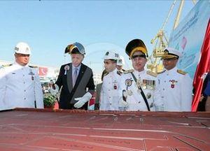 Thổ Nhĩ Kỳ đóng tàu chiến cho Pakistan