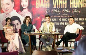 Liveshow Đàm Vĩnh Hưng đổi địa điểm diễn sau khi Cung Việt-Xô bị cháy