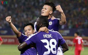 Những con số ấn tượng của Hà Nội FC trước trận tái đấu 4.25 SC