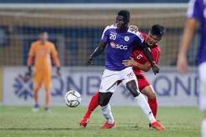 Hà Nội dừng bước ở AFC Cup