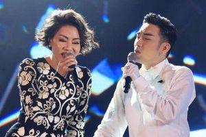 Thu Minh bỏ việc, bay gấp về hát cho Quang Hà sau vụ cháy Cung