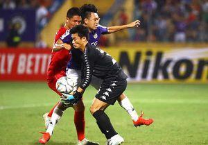 Không thể ghi bàn, Hà Nội dừng bước ở AFC Cup