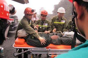 Chủ động huấn luyện, nâng cao năng lực thực hành chữa cháy