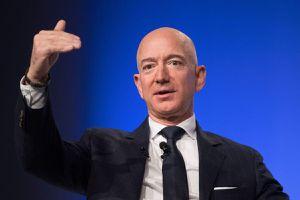 10 tỷ phú giàu nhất nước Mỹ: Jeff Bezos vẫn dẫn đầu