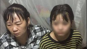 Nữ sinh lớp 8 ở Thái Nguyên về nhà ra sao sau 10 ngày mất tích?