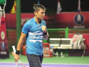 Lý Hoàng Nam đánh bại tay vợt số 2 Trung Quốc, vào chung kết ITF World Tennis Tour