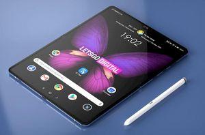 Samsung có thể sẽ gộp hai dòng Galaxy Note và Galaxy Fold