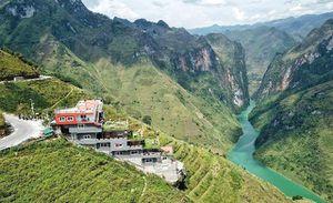 Công trình xây dựng trên đỉnh Mã Pì Lèng và sư Thích Thanh Toàn làm nóng họp báo Bộ Văn hóa
