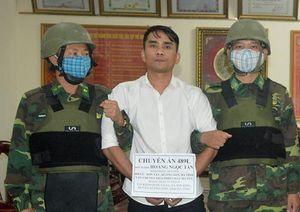 Tiếp tục bắt ma túy và vũ khí nóng tại Hương Sơn