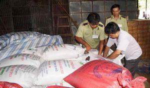 Thu giữ 6 tấn đường không hóa đơn chứng từ tại Phú Yên