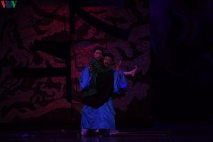 Kịch 'Huyền thoại Gò Rồng Ấp' công diễn ở Nhà hát Lớn - Hà Nội