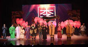 Sau khi gây tiếng vang với khán giả quốc tế, 'Huyền thoại Gò Rồng Ấp' công diễn tại Hà Nội