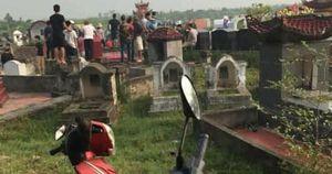 Nghi phạm sát hại, phi tang xác người phụ nữ ở nghĩa trang rồi uống thuốc độc tự tử hiện ra sao?