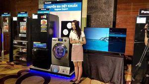 Panasonic giới thiệu các sản phẩm máy giặt, tủ lạnh mới