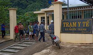 Chính quyền hỗ trợ 5 nạn nhân bị sét đánh ở Quảng Nam