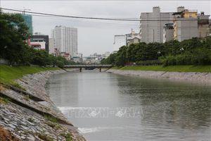 Đề xuất cải thiện môi trường sông, hồ Hà Nội bằng nước sông Đà