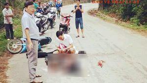 Chó bất ngờ chạy qua đường khiến chồng tử vong, vợ nguy kịch
