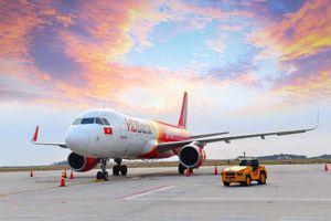 Vietjet điều chỉnh lịch khai thác các chuyến bay đến và đi Nhật Bản