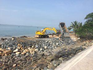 Tranh cãi về dự án Thủy cung Hòn Ngưu lấn biển Vũng Tàu, sở Xây dựng nói gì?