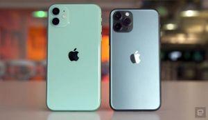 Doanh số iPhone 11 vượt mong đợi, cổ phiếu Apple tăng kỷ lục