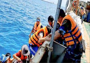 Cứu tinh của ngư dân trên biển
