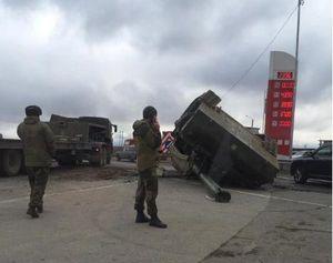 Cú phanh khiến quân nhân Nga phải nộp phạt gần 9 tỷ đồng