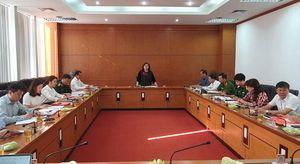 Giám sát việc thực hiện Chương trình số 05-CTr/TU tại quận Long Biên