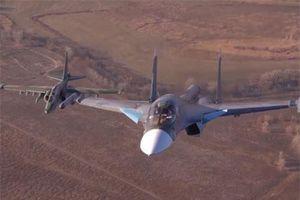 Nga nhận thêm 'thú mỏ vịt' Su-34 cực mạnh, NATO 'dựng tóc gáy'?