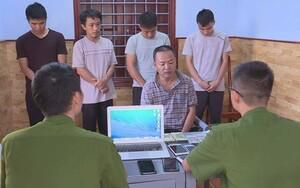 Triệt phá đường dây cá độ bóng đá với số tiền giao dịch hơn 2 tỷ đồng mỗi tuần ở Đắk Lắk