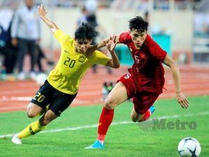 Sao tuyển Malaysia: Việt Nam thắng 'ăn may' với lối đá 'không đẹp'