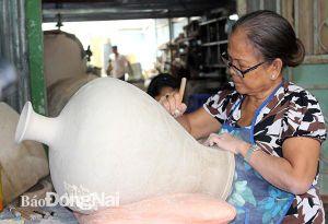 'Đất lành' cho nghề thủ công truyền thống