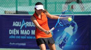 128 VĐV dự Giải quần vợt vô địch U.14 châu Á - nhóm A tại Đà Nẵng