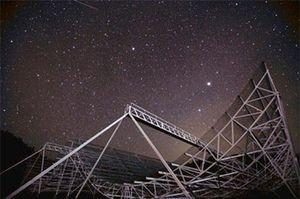 Loạt tín hiệu lạ ngoài hành tinh liên tục 'cập bến' trái đất