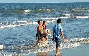 Cô gái 21 tuổi đuối nước tử vong thương tâm khi tắm biển ở Quảng Trị