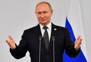 Ông Putin quảng bá vũ khí Nga