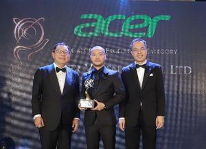 Acer Việt Nam nhận giải doanh nghiệp xuất sắc tại APEA 2019