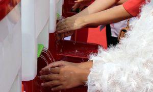 Rửa tay sạch: 'Vắcxin' phòng nhiều bệnh hiệu quả