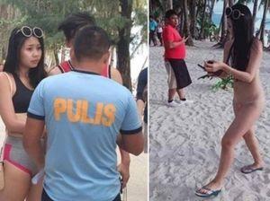 Du khách bị phạt vì mặc bikini 'thiếu vải'
