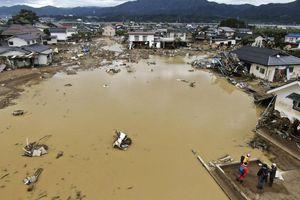 Sau tám năm, Nhật Bản sẽ sử dụng quỹ dự trữ để tái thiết sau bão Habigis