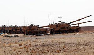 Nga sẽ không 'động binh' với Thổ Nhĩ Kỳ ở Syria