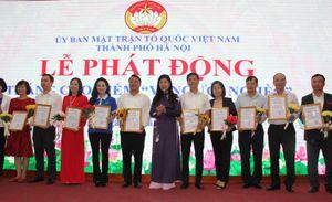 Hà Nội tiếp nhận hơn 7,2 tỷ đồng ủng hộ Quỹ 'Vì người nghèo' năm 2019