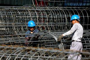 Giá quặng sát và thép tại Trung Quốc tiếp tục giảm